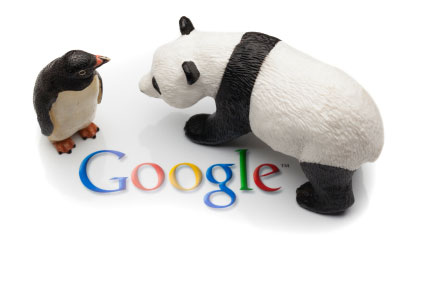 Google Panda and Google Penguin