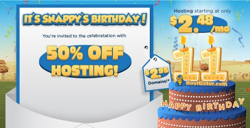 HostGator 11th