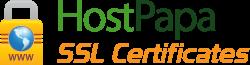HostPapa SSL Certificates