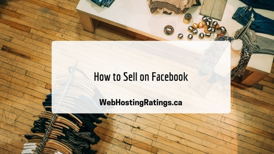 Shopify Sell on Facebook