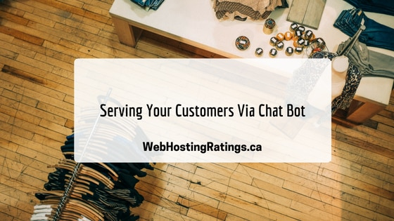 Serving Your Customers Via Chat Bot